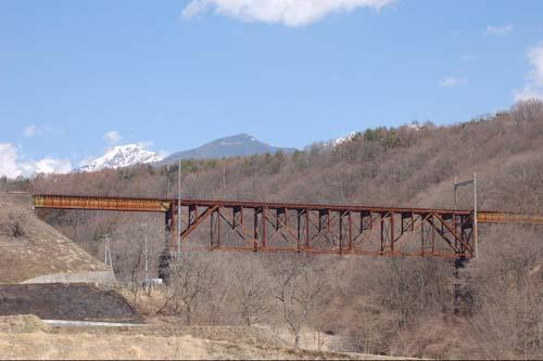 かつての鉄橋